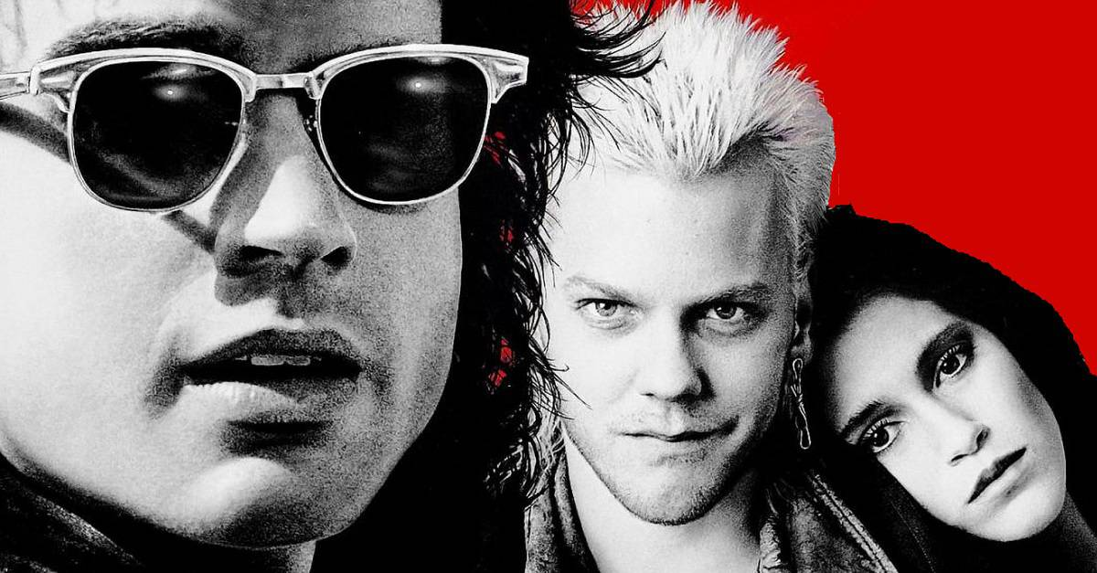 CW THE LOST BOYS - CW's THE LOST BOYS Pilot Reboot Casts New Michael, David & Star