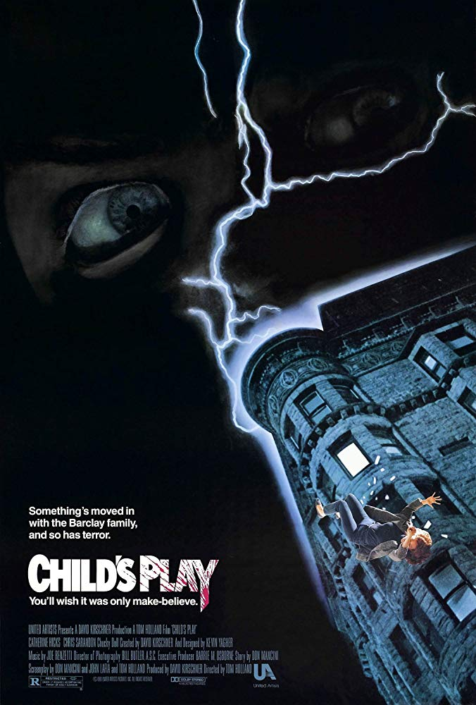 """Childs Play Poster - A Love Letter to """"Irresponsible"""" Parents"""