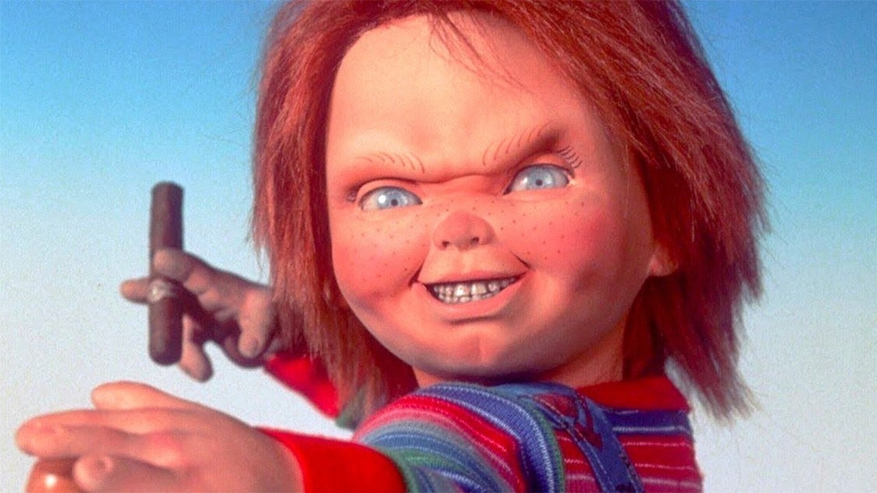 Chucky Banner - Chucky: More than Mere CHILD'S PLAY