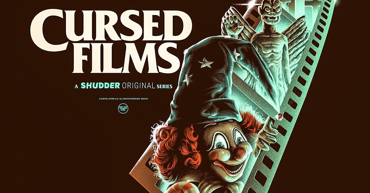 CursedFilms - Trailer: Shudder's Original Series CURSED FILMS Premieres 4/2