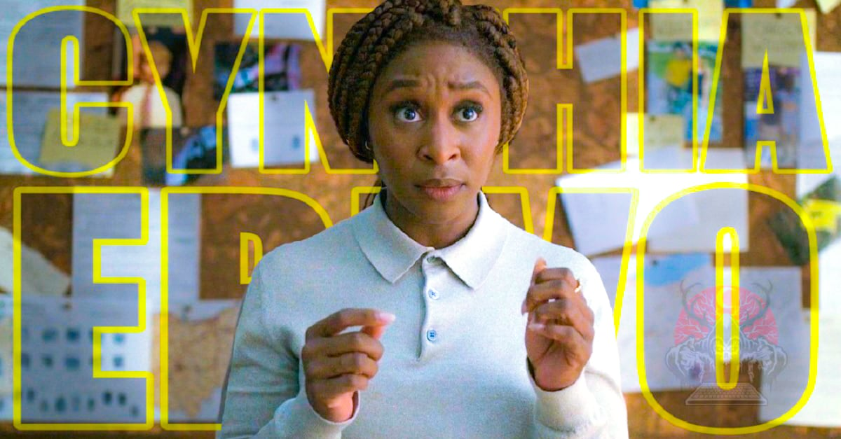 Cynthia Erivo The Outsider HD 2 - We Need To Talk About How Awesome Cynthia Erivo Is