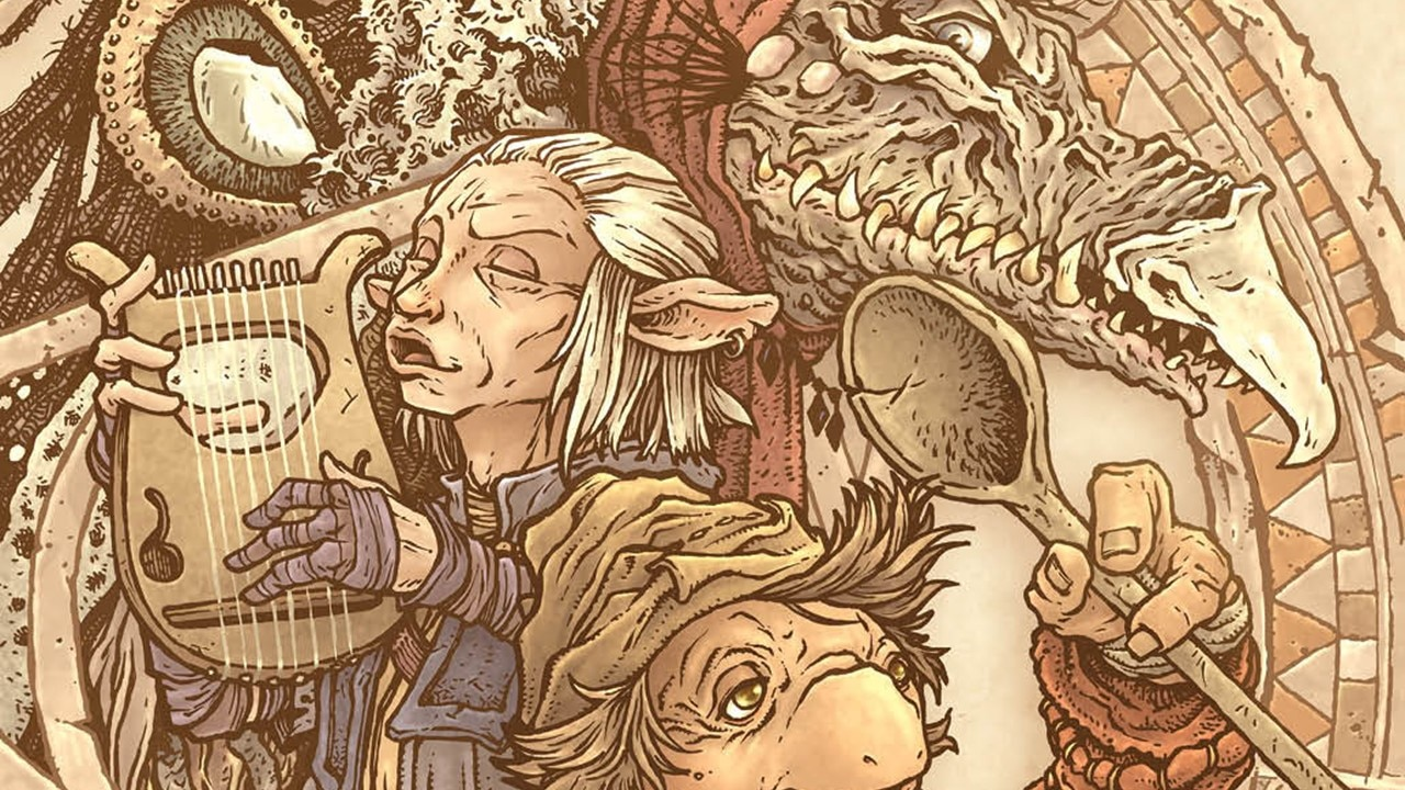 Dark Crystal Age of Resistance 6 Banner - First Look at JIM HENSON'S THE DARK CRYSTAL: AGE OF RESISTANCE #6