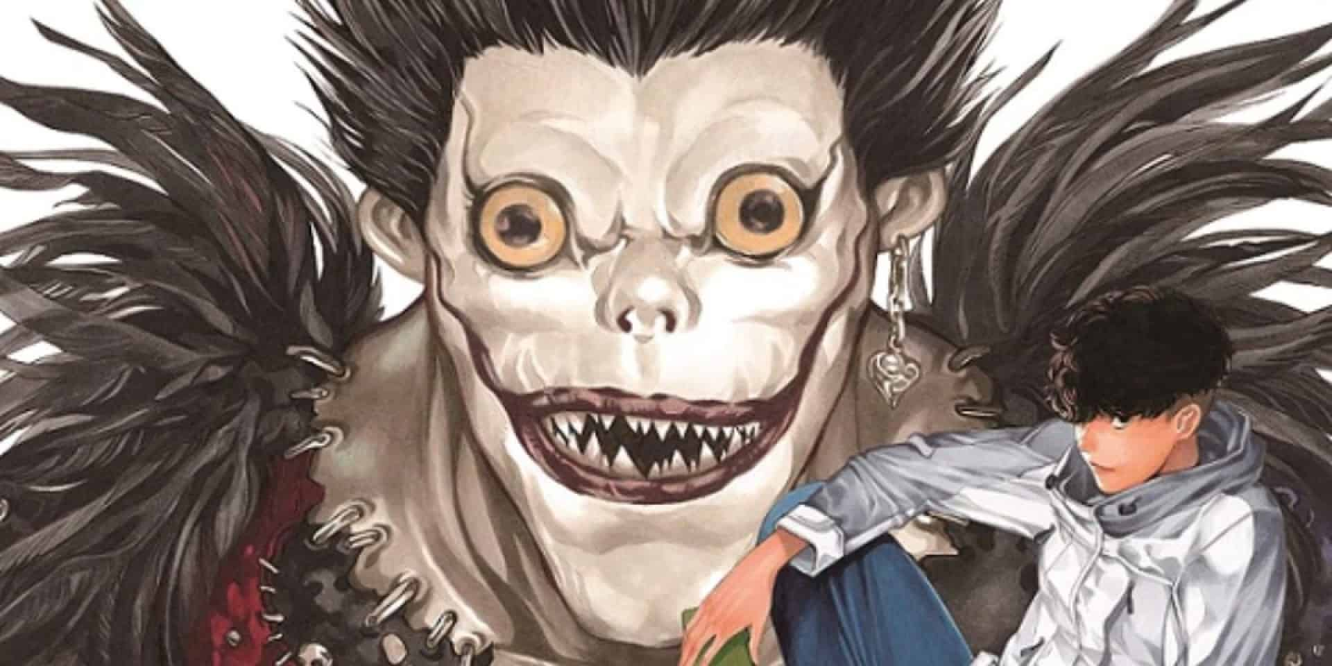 Death Note - LATEST DEATH NOTE ONESHOT HAS DONALD TRUMP IN POSSESSION OF TITULAR BOOK FOR $10 TRILLION