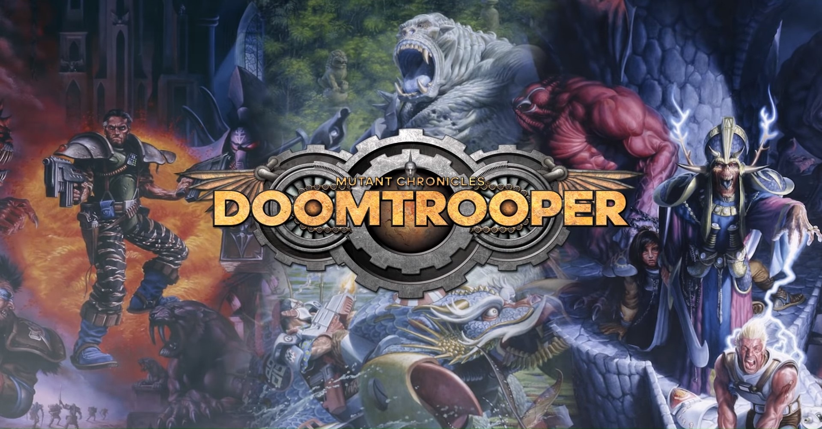 Doomtrooper 3 - REAL PROFESSIONAL EP. 17 – DOOMTROOPER FEAT. JUSTIN REYNARD
