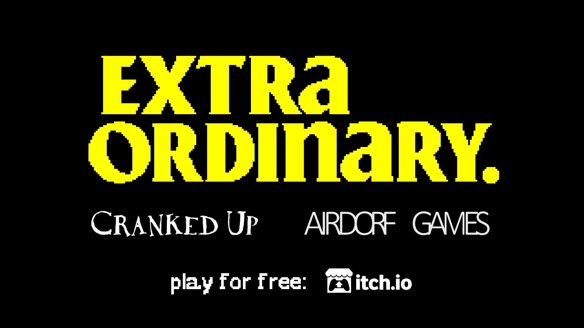EXTRA ORDINARY Pixel Horror Game Trailer 0 38 screenshot - EXTRA ORDINARY IS ULTRA-RETRO GOODNESS FROM THE CREATOR OF FAITH