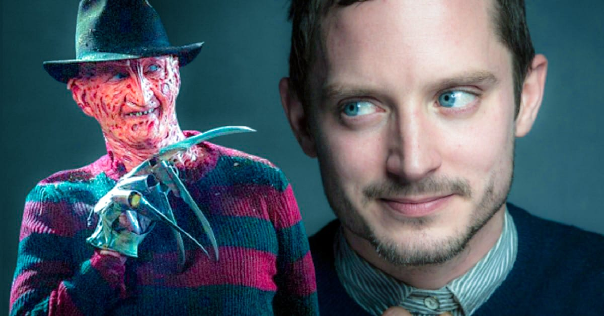 Elijah Wood Robert Englund ELM STREET Reboot HD - Elijah Wood Wants Englund Back for ELM STREET Reboot