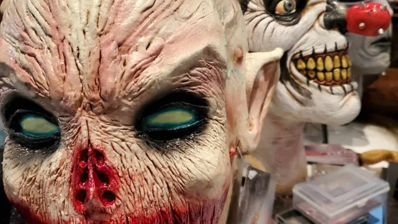 Ghoulish Productions Banner - Toy Fair 2020 Gallery: Ghoulish Productions