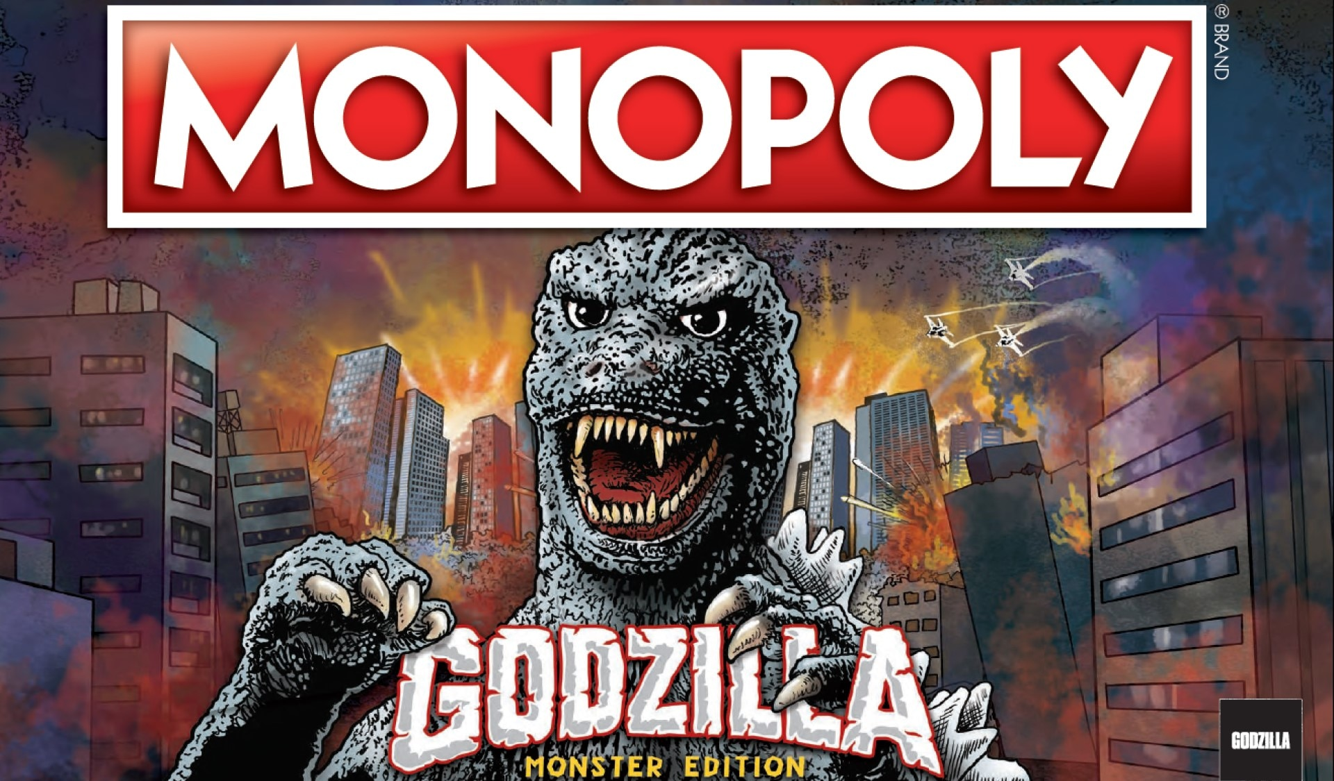 Godzilla monopoly - GODZILLA CAN SOON WRECK YOUR NIGHT LITERALLY AND FIGURATIVELY WITH NEW GODZILLA MONOPOLY AND JENGA