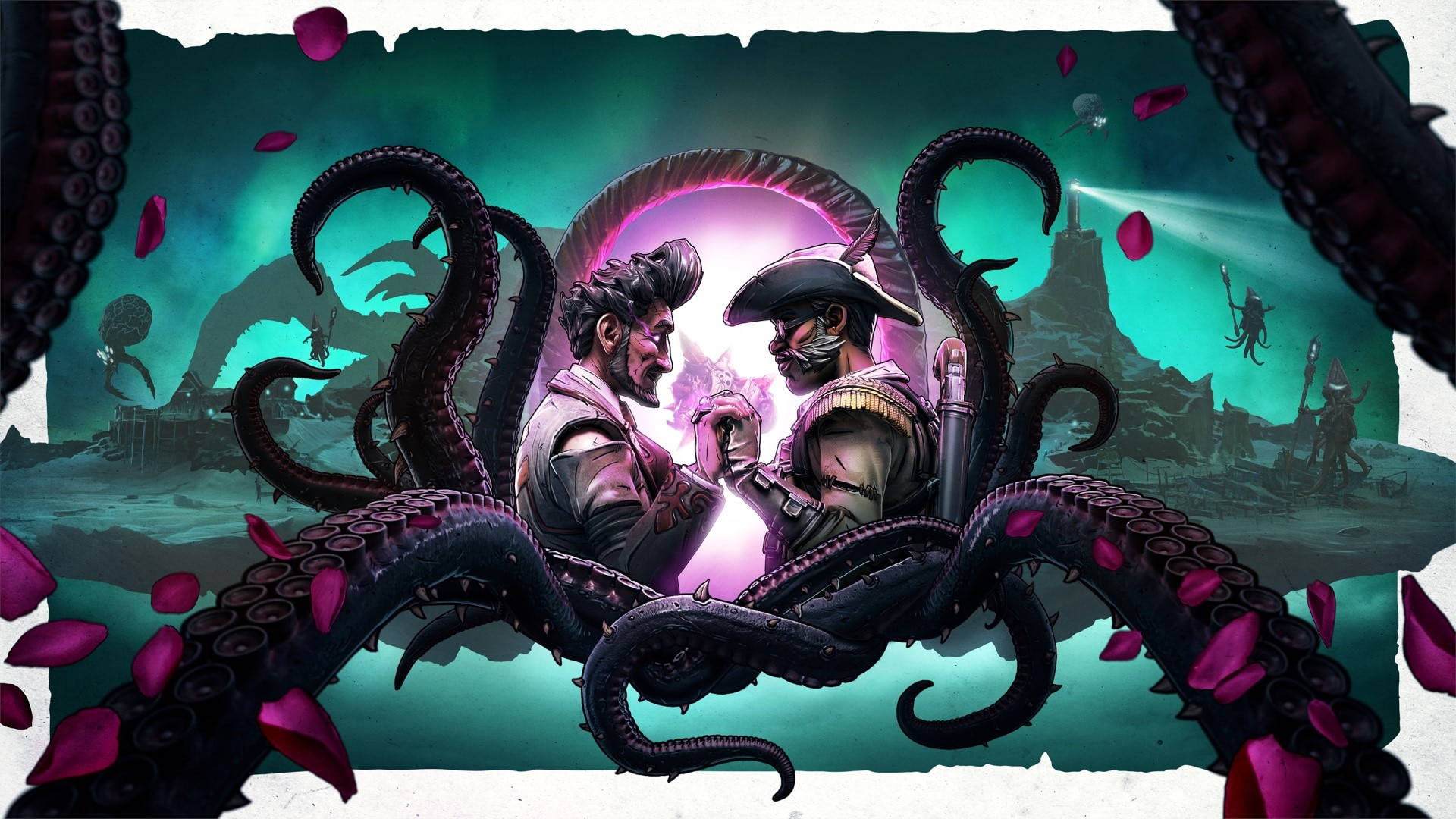 Guns love and tentacles - NEW BORDERLANDS 3 DLC GUNS, LOVE, AND TENTACLES FEATURES MOST EXPLOSIVE WEDDING IN ALL THE GALAXY