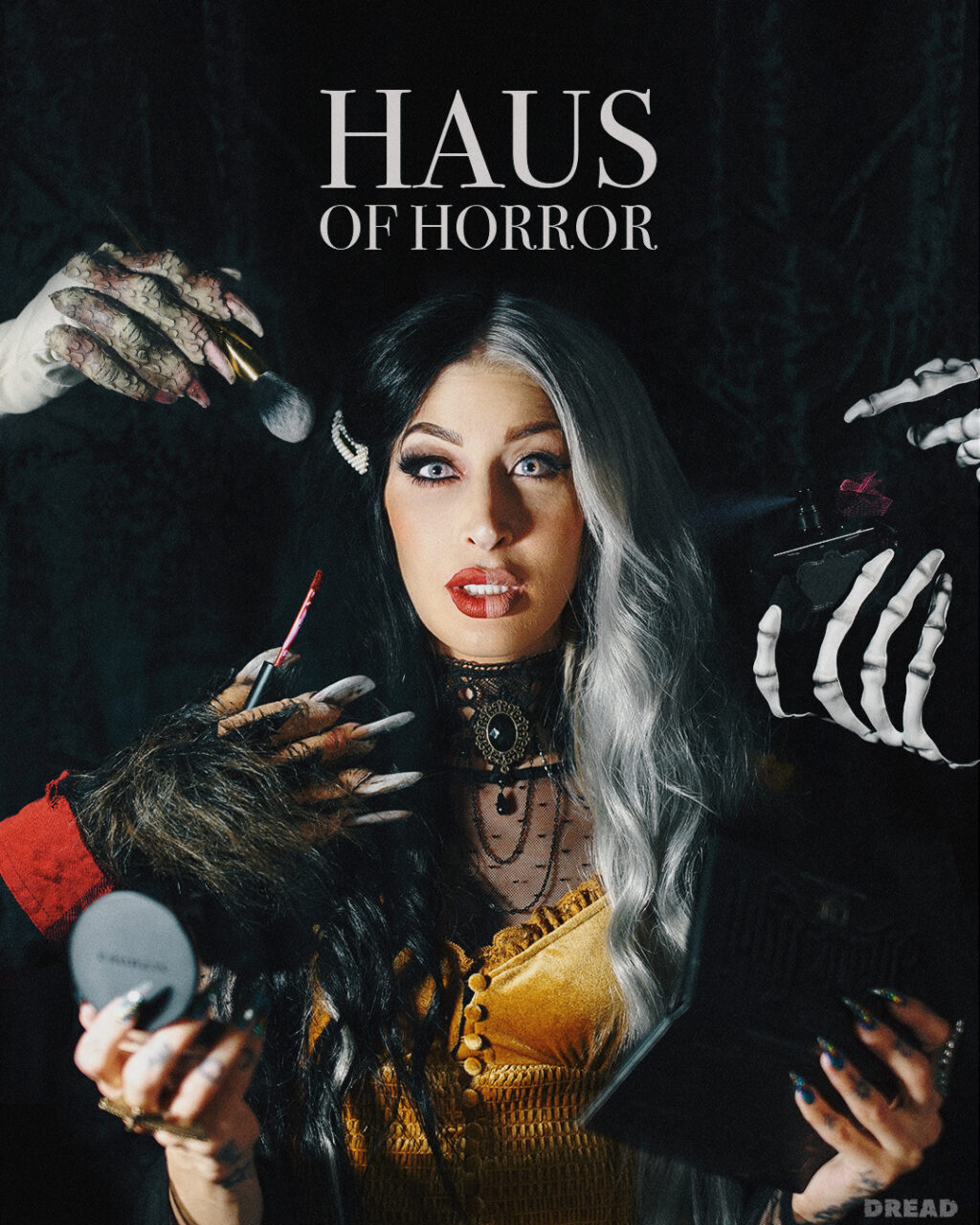 Haus Insta Post 1024x1280 - HAUS OF HORROR Episode 2: Vanessa Decker Visits FX Guru Jerry Constantine