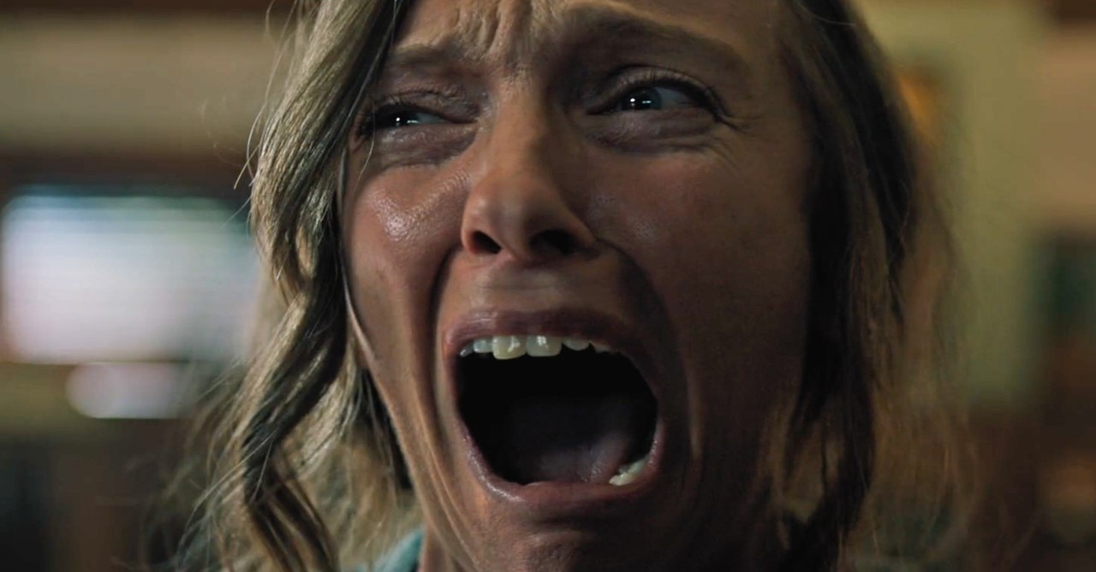 Hereditary Banner - How Prestige Award Shows' Dismissal of the Horror Genre Fails Women