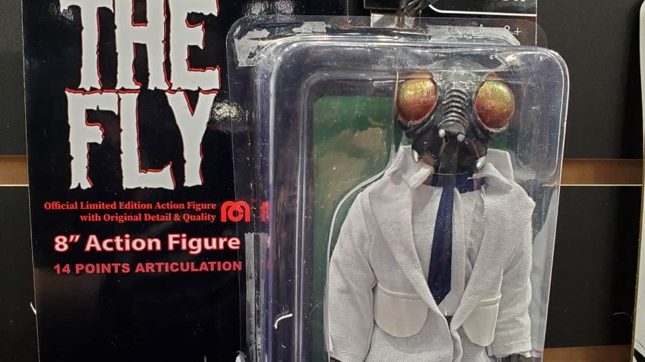 MEGO Action Figures Banner - Toy Fair 2020 Gallery: MEGO Action Figures