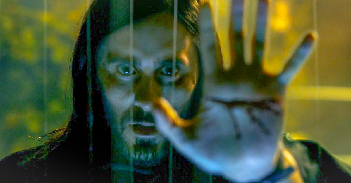 MORBIUS THE LIVING VAMPIRE Now In Reshoots - Jared Leto Back On Set For MORBIUS Reshoots