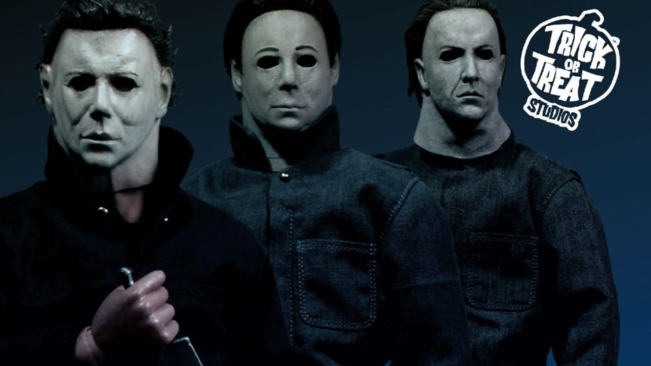 Myers Trick or Treat Studios Banner - New York Toy Fair 2020: Michael Myers 1:6 Figures from Trick or Treat Studios