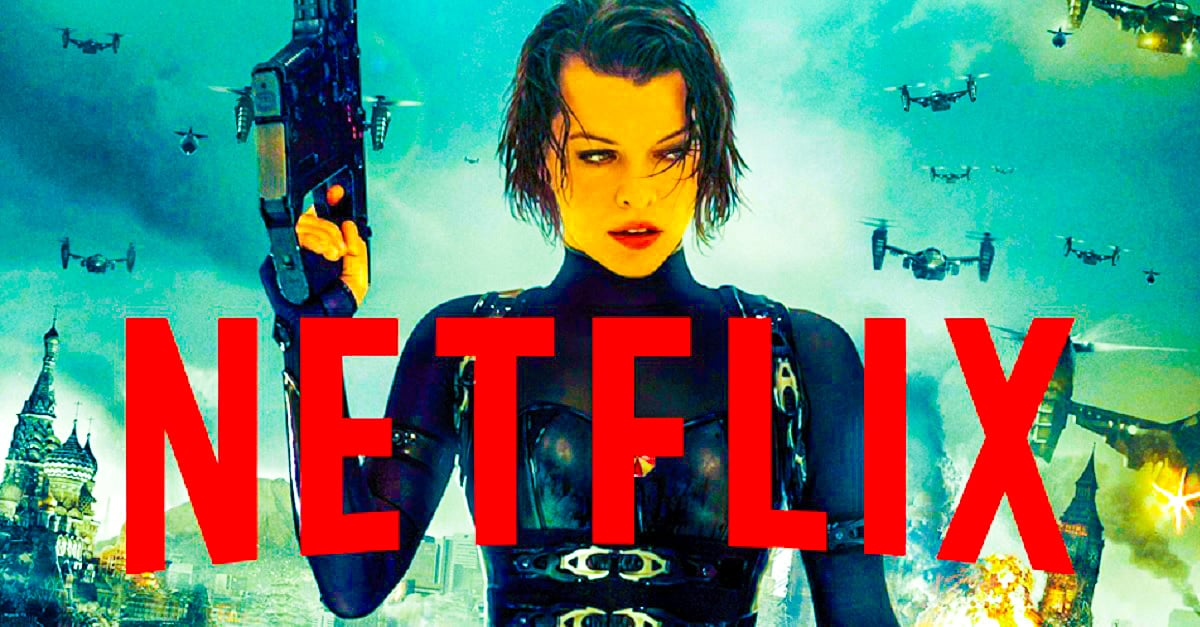 Netflix's RESIDENT EVIL Series to Enter Production in June - Netflix's RESIDENT EVIL Series to Enter Production in June