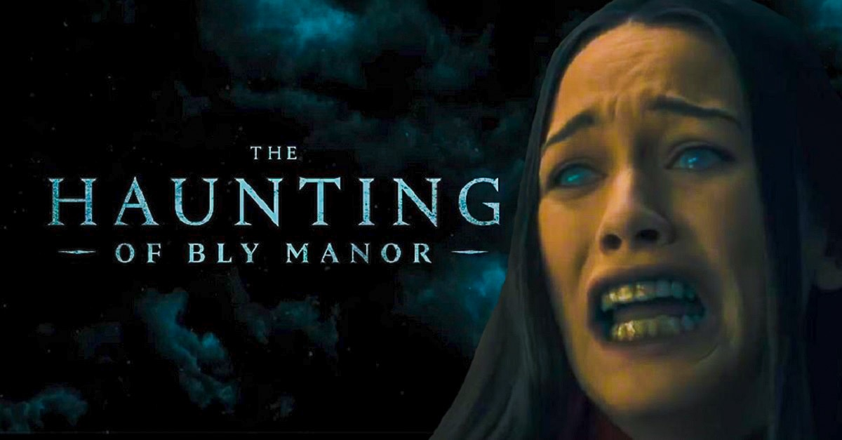 Netflixs HAUNTING OF BLY MANOR Surpasses HAUNTING OF HILL HOUSE 2 edited - Mike Flanagan Surpasses HILL HOUSE With THE HAUNTING OF BLY MANOR?
