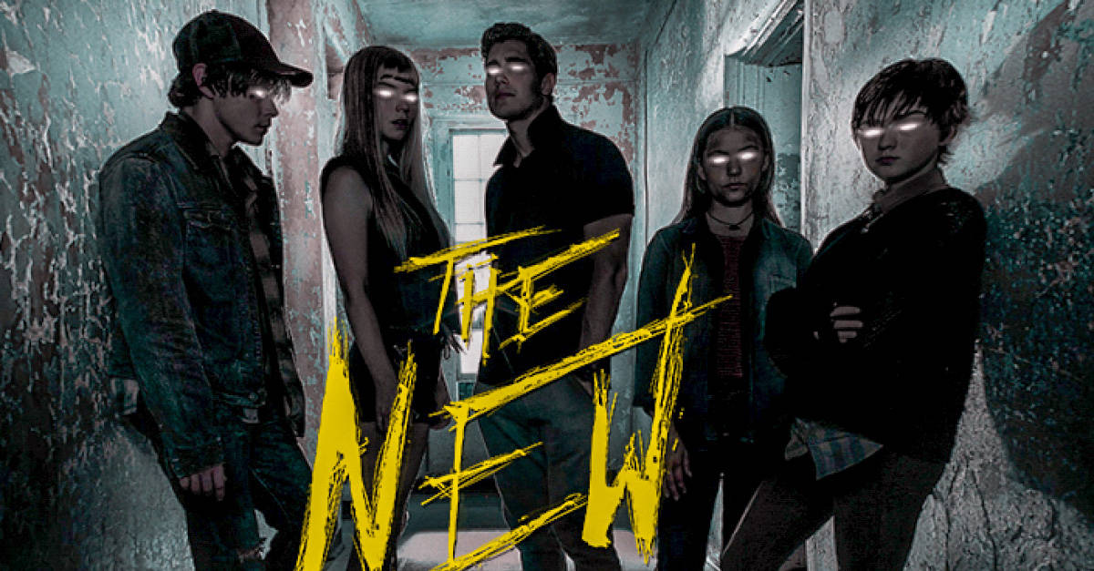 New Mutants Poster 4 DC 2 edited - New THE NEW MUTANTS Poster Sports Eerie Eyes
