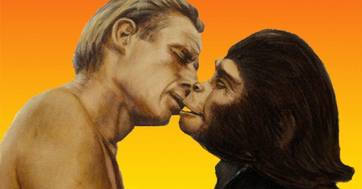 PLANET OF THE APES Reboot Will Remake the Original Film ... Again - PLANET OF THE APES Reboot Will Remake the Original Film ... Again