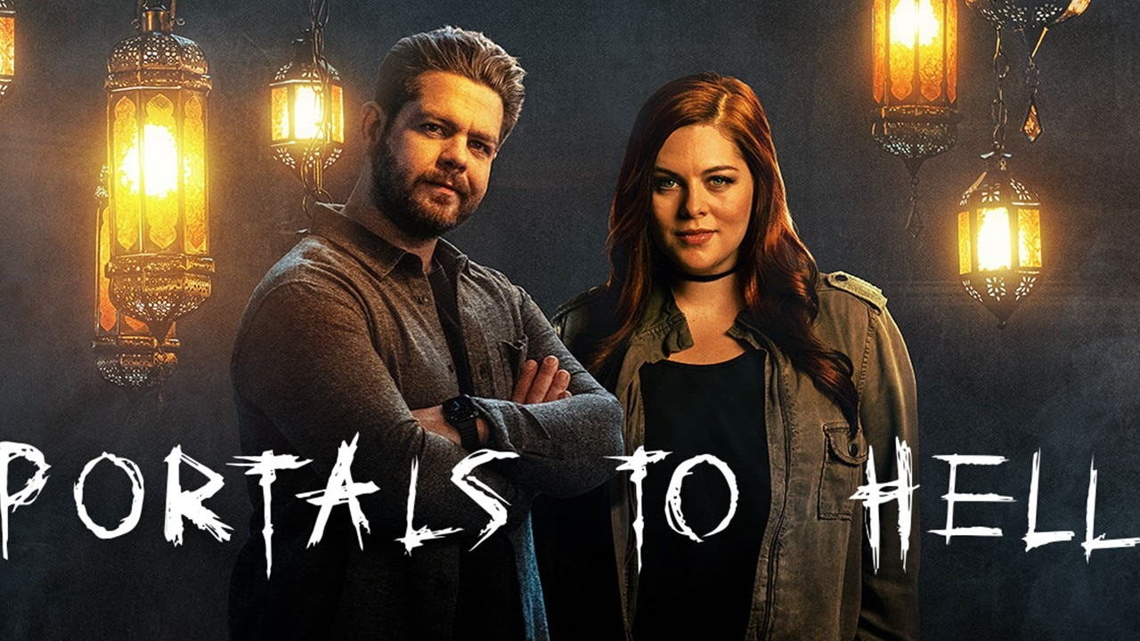 Portals to Hell Banner - Jack Osbourne & Katrina Weidman Plunge into New Season of Travel Channel's PORTALS TO HELL