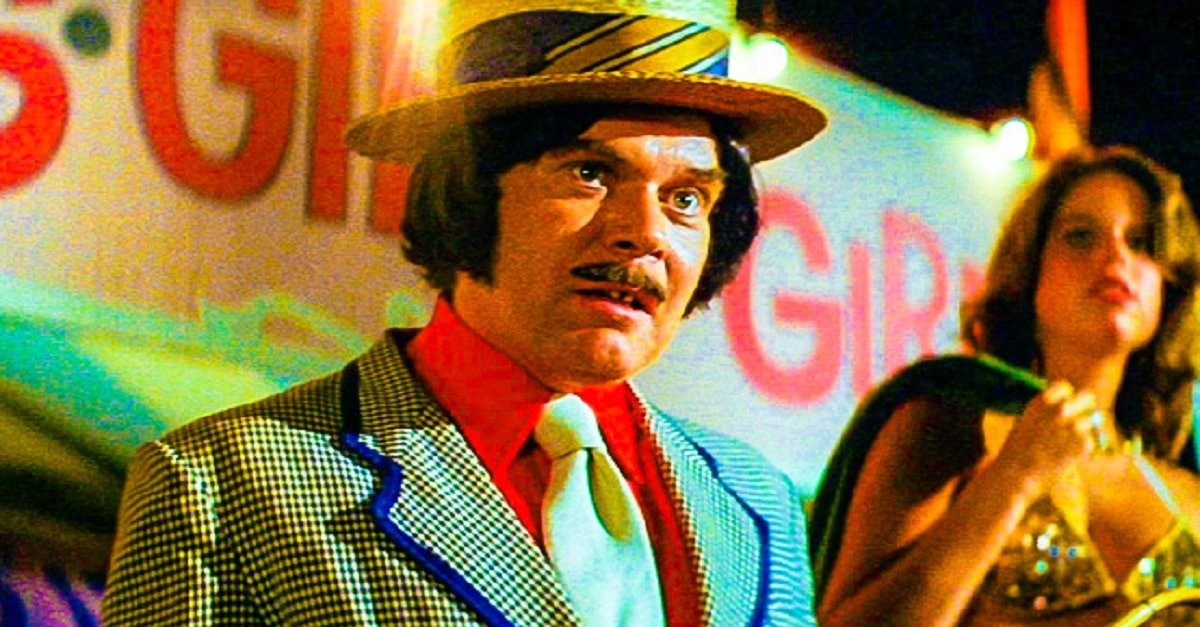 RIP KEVIN CONWAY - RIP: THE FUNHOUSE Actor Kevin Conway Dies At 77