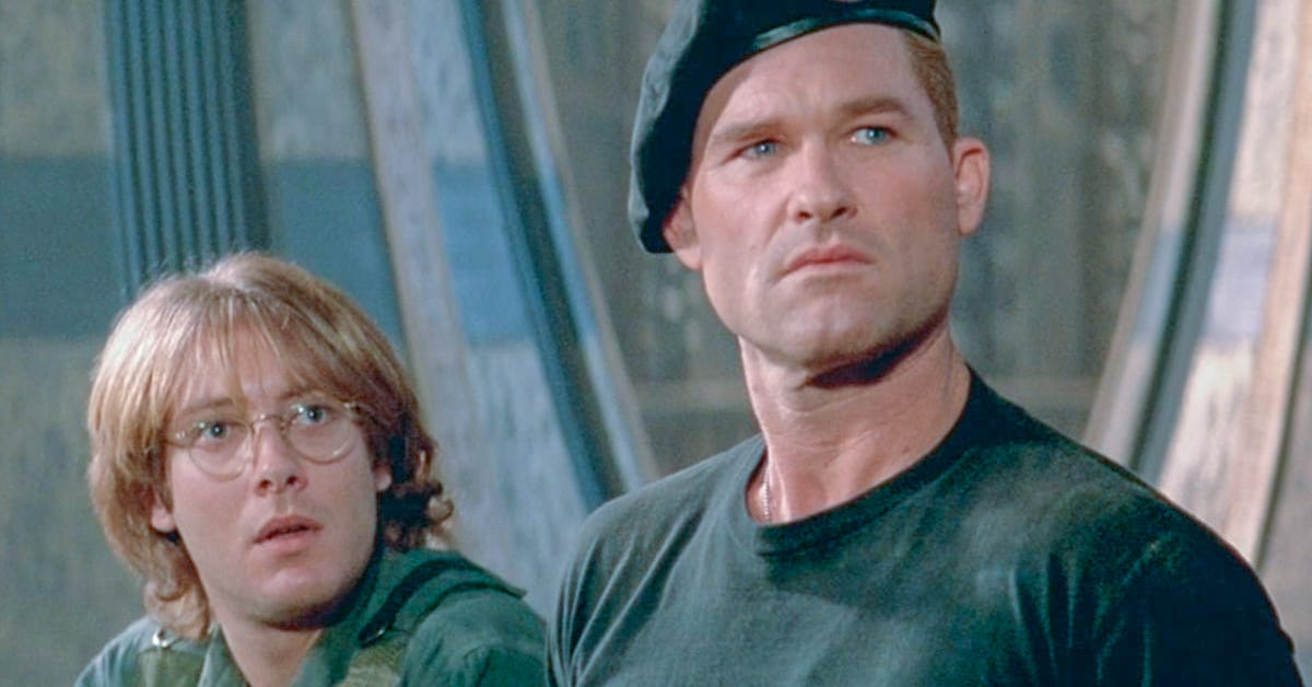 STARGATE Reboot Aint Happening - MGM's STARGATE Reboot Ain't Happening Anytime Soon