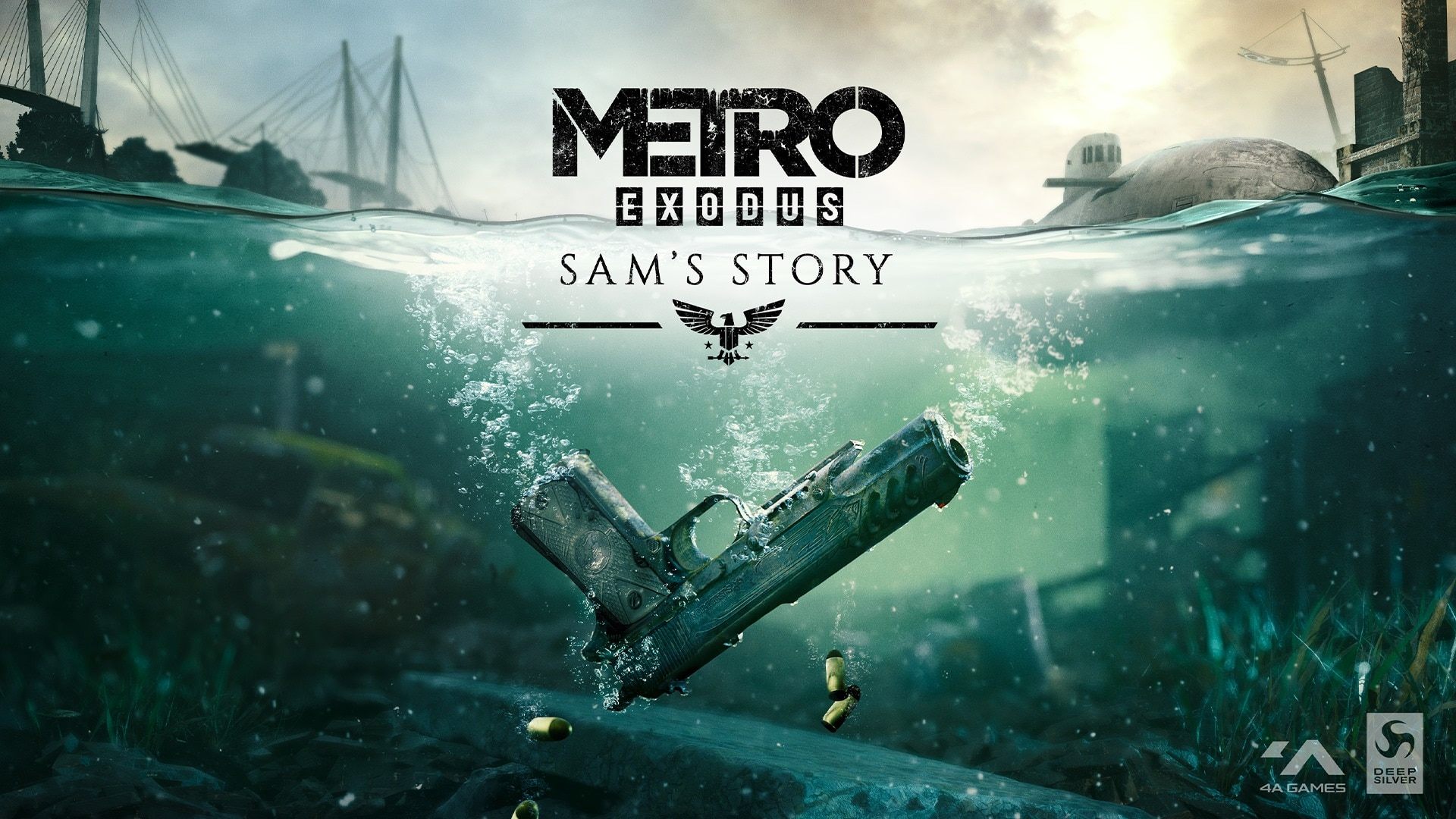 Sams story featured - METRO EXODUS: SAM'S STORY DLC REVIEW – METRO WITH MORE AMERICAN ACCENTS