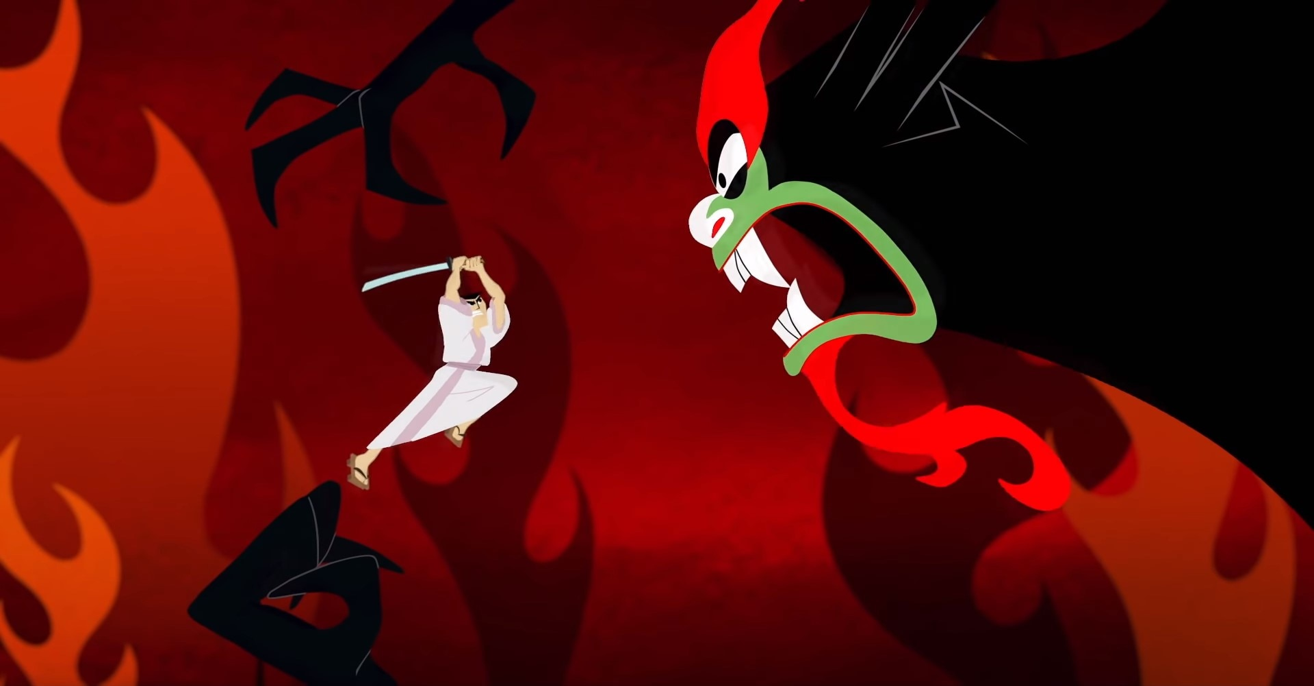 Samurai Jack  Battle Through Time Official Announcement Trailer 0 41 screenshot - SAMURAI JACK IS BACK IN BATTLE THROUGH TIME
