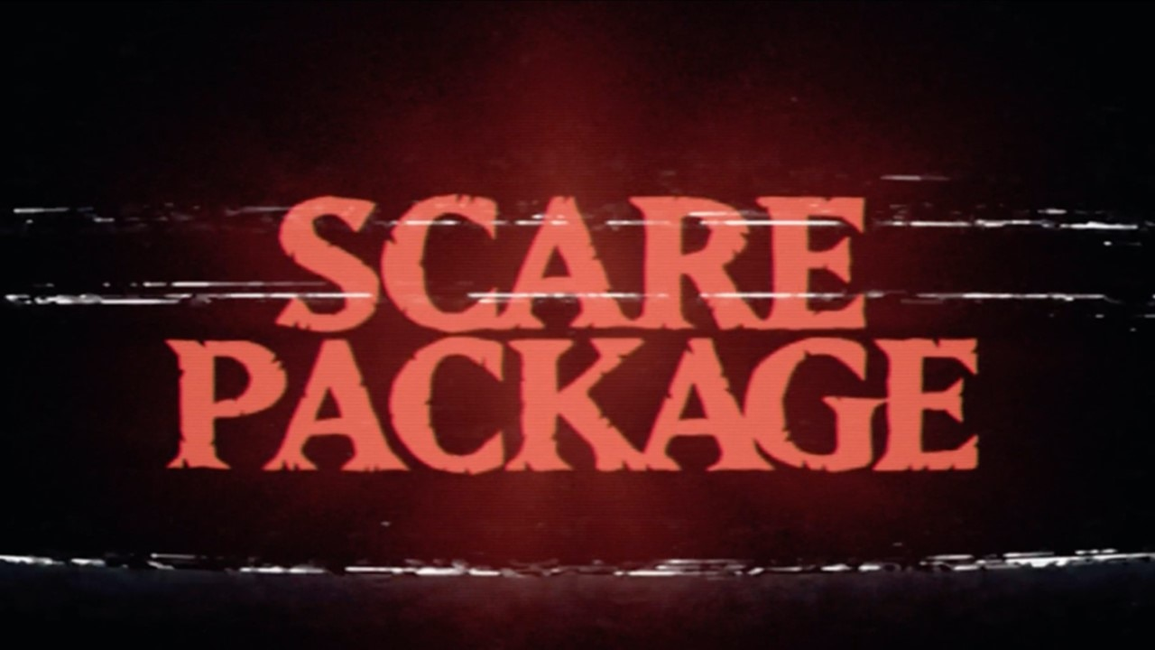 Scare Package Banner - New Horror-Comedy Anthology SCARE PACKAGE Releases 1st Trailer