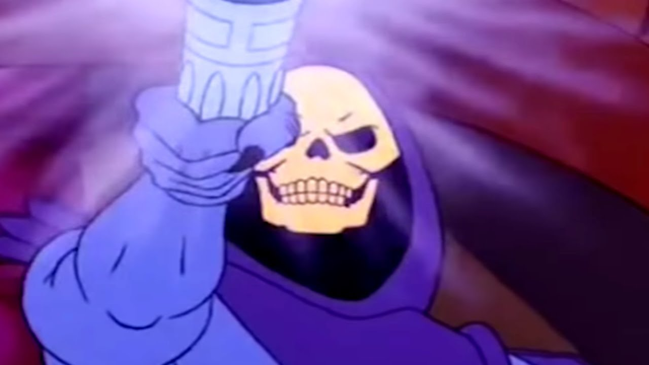 Skeletor - Mark Hamill Will Voice Skeletor in Kevin Smith/Netflix MASTERS OF THE UNIVERSE