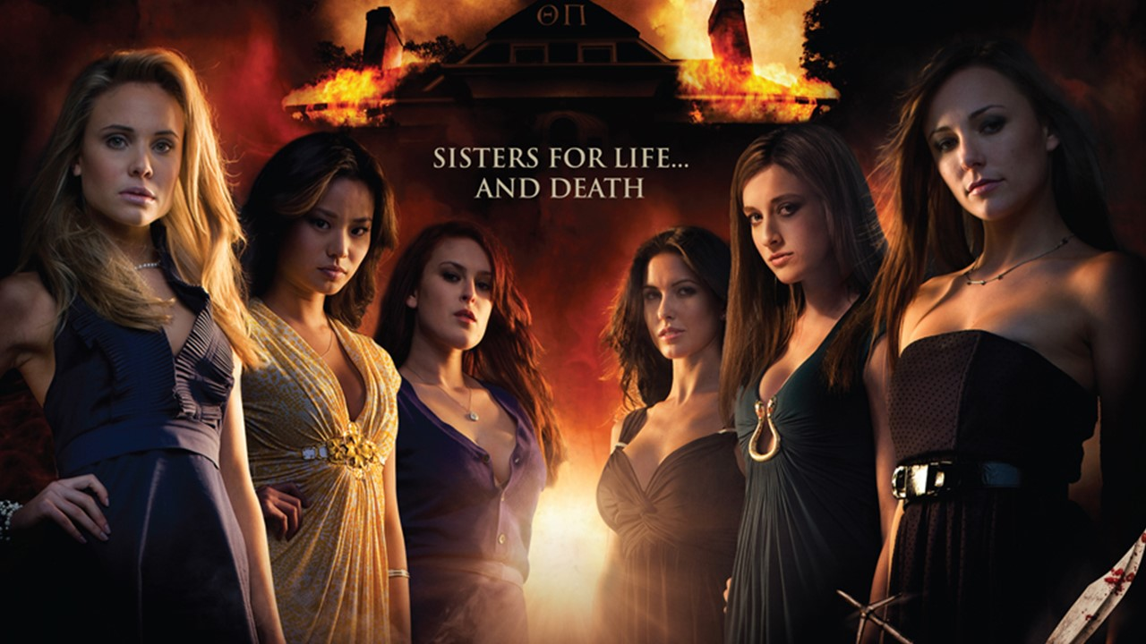 Sorority Row Banner - 10 Reality TV Stars Who Appeared in Horror Movies
