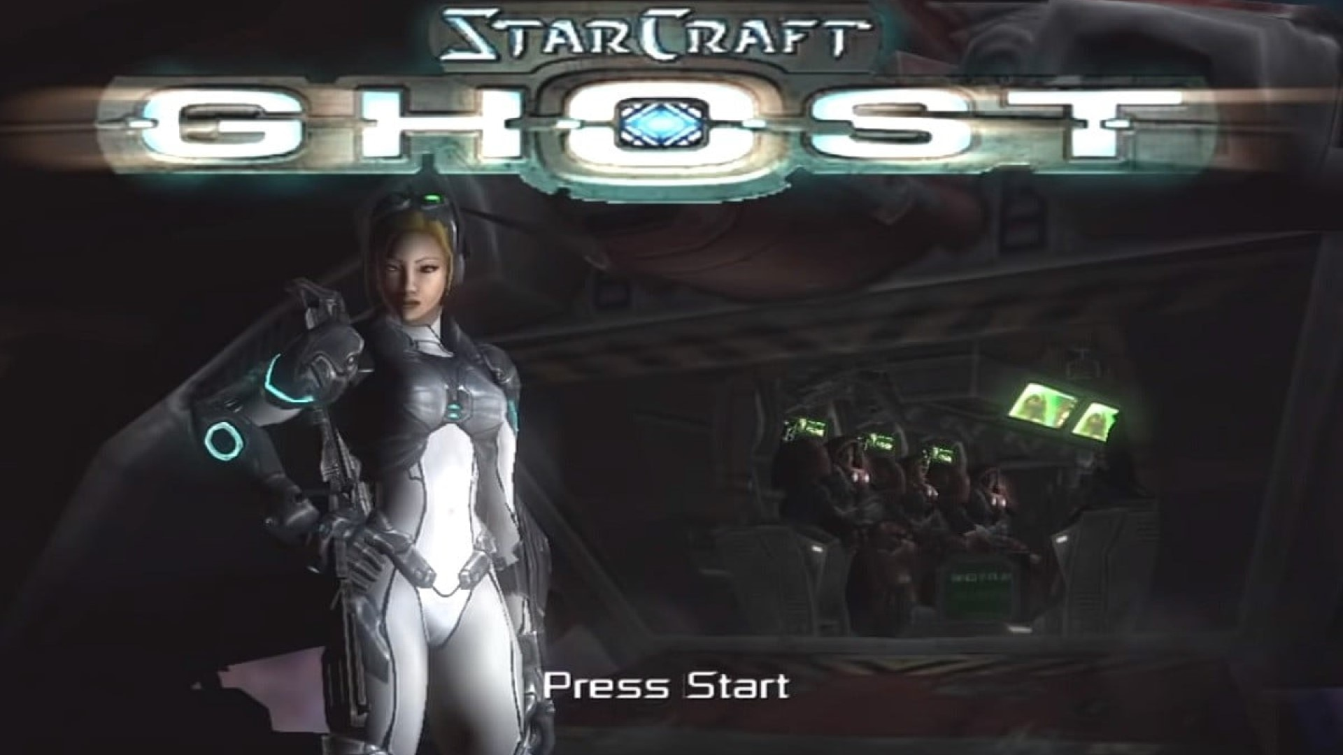 StarCraft Ghost - PLAYABLE STARCRAFT GHOST BUILD HAUNTING THE WEB