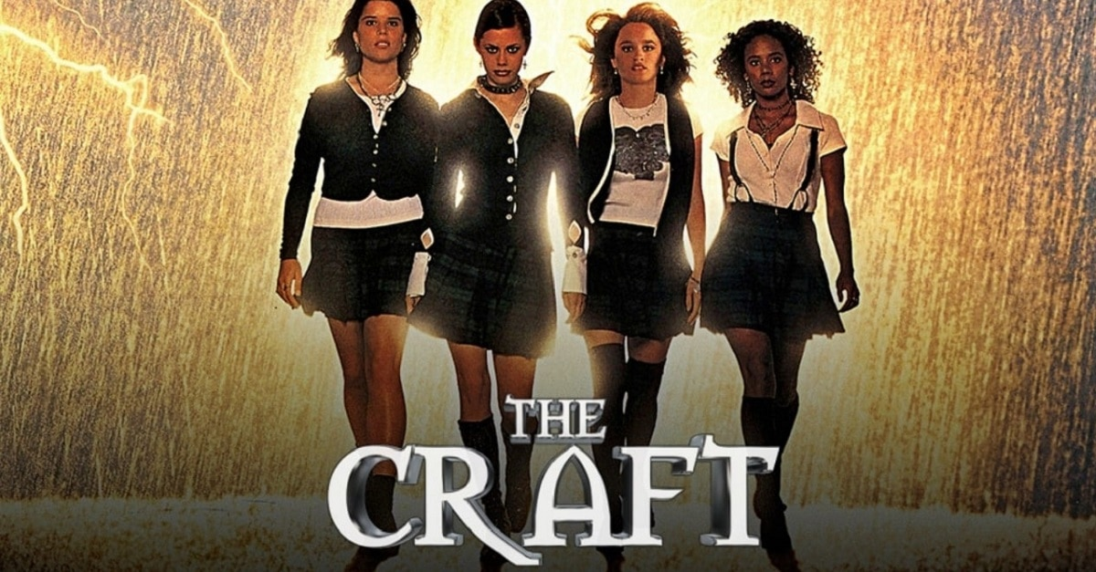 THE CRAFT Wraps Shooting - Blumhouse's THE CRAFT Reboot Wraps Shooting