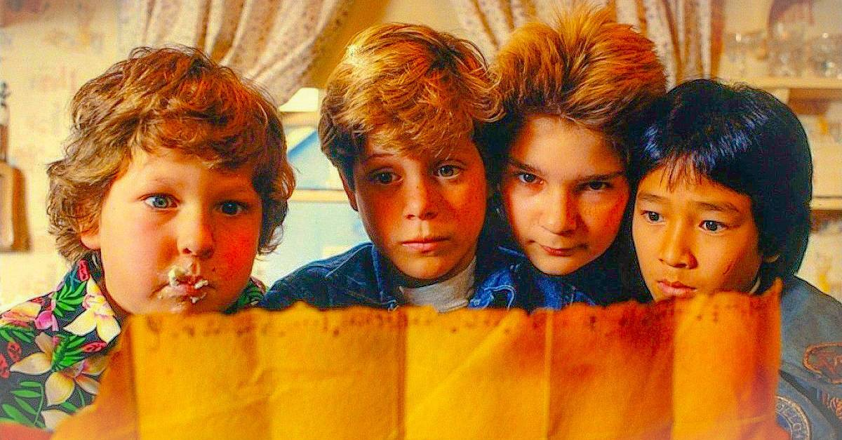 THE GOONIES Celebrates 35th Anniversary with Oregon Movie Tour - THE GOONIES Celebrates 35th Anniversary with Movie Tour