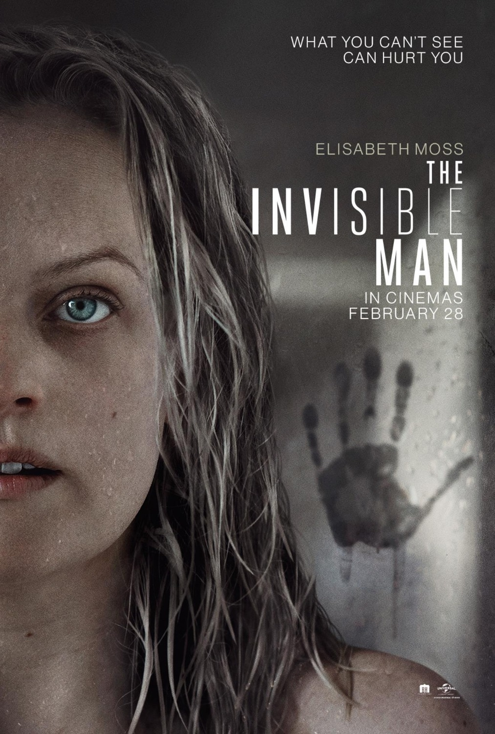 THE INVISIBLE MAN Poster 2 - Blumhouse's New THE INVISIBLE MAN Poster Takes a Shower