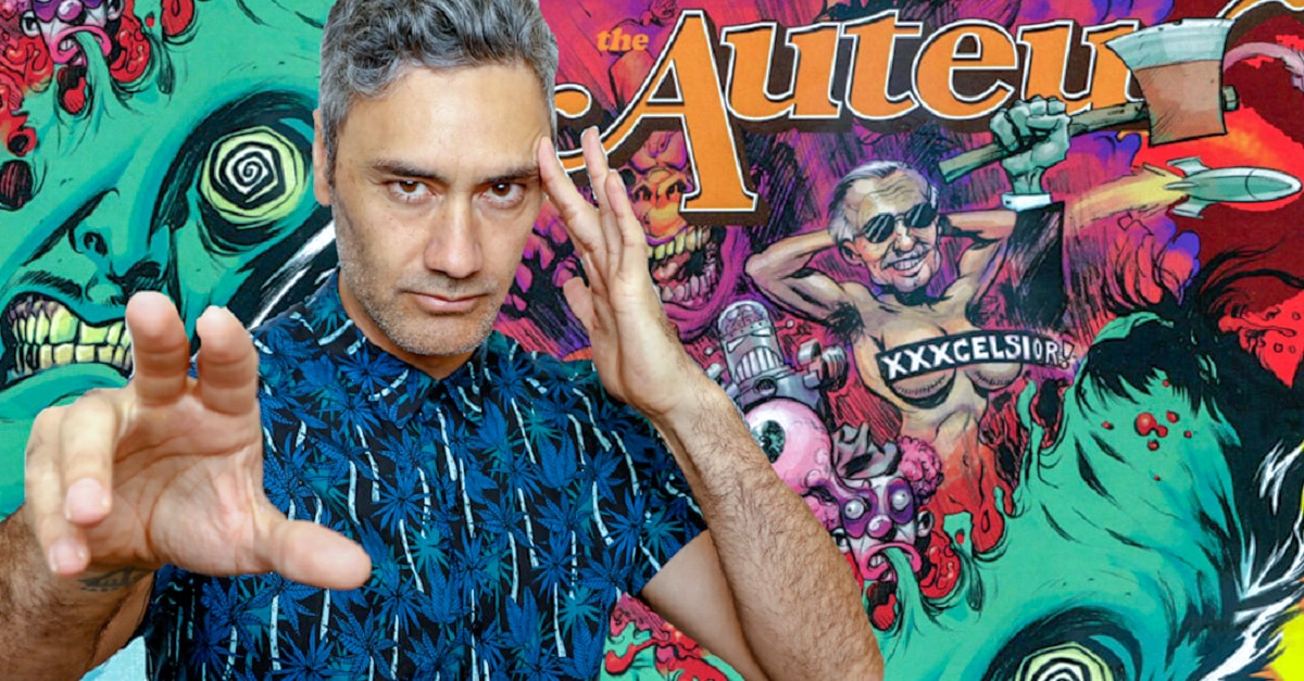 Taika Waititi Jude Law Team For Showtime Horror Comedy Series THE AUTEUR edited - Taika Waititi & Jude Law Team For Gonzo Horror-Comedy THE AUTEUR