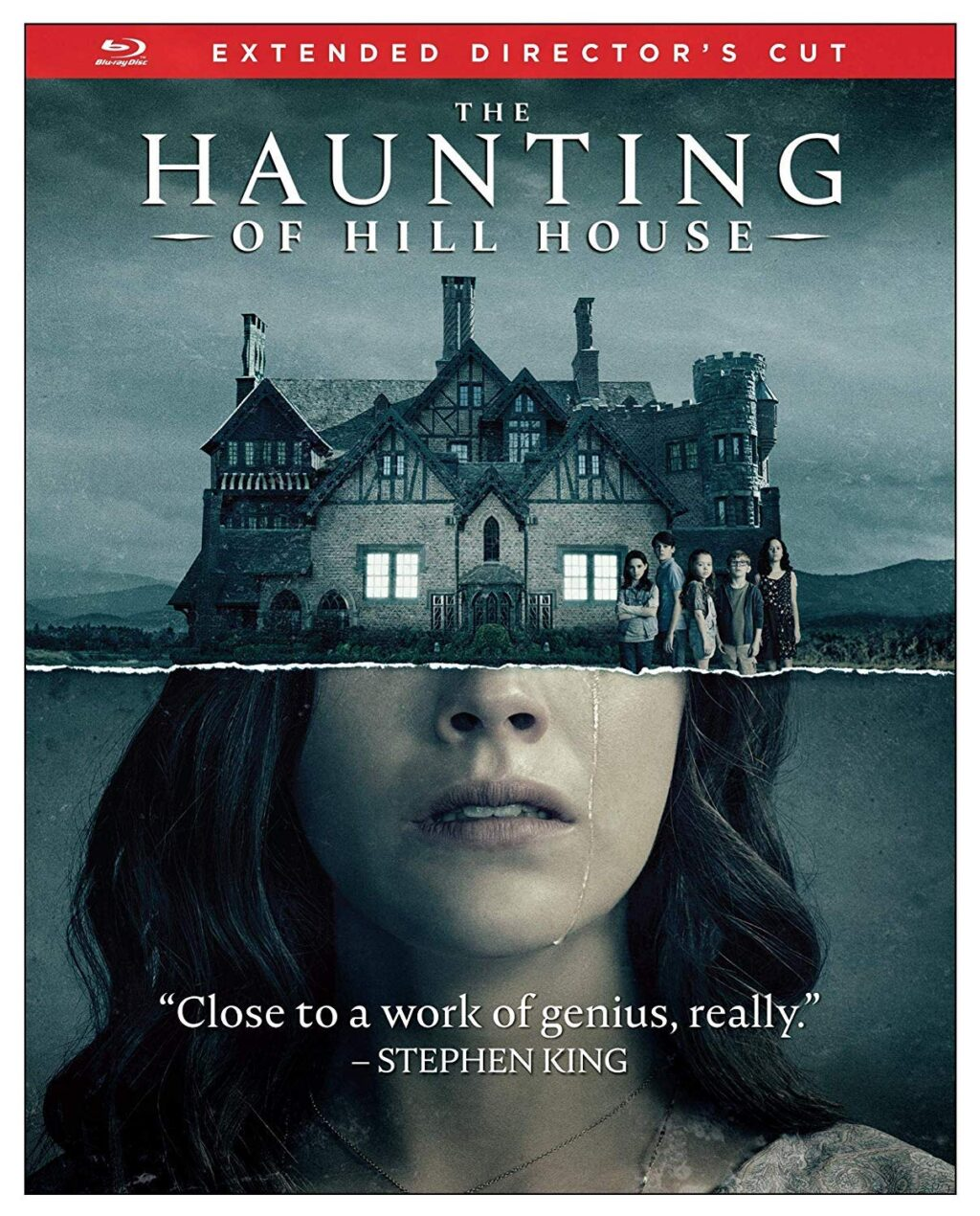 The Haunting of Hill House Blu ray 1024x1270 - THE HAUNTING OF BLY MANOR Wraps Shooting