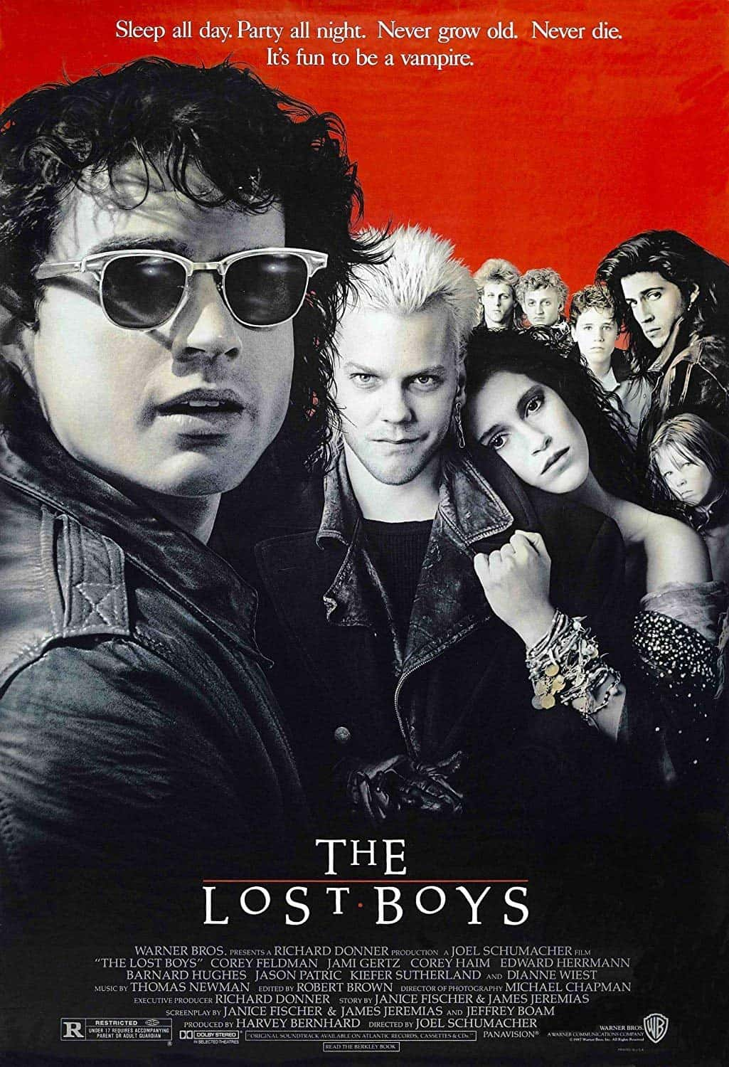 The Lost Boys poster - LOST BOYS: The CW's Female-Driven Series Isn't Designed for Hardcore Fans?