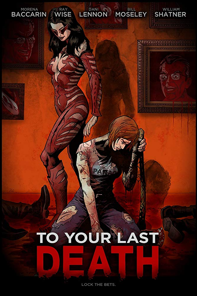 To Your Last Death Post 2 - TO YOUR LAST DEATH Giveaway: We've Got a Halloween Treat for 1 Lucky Reader!