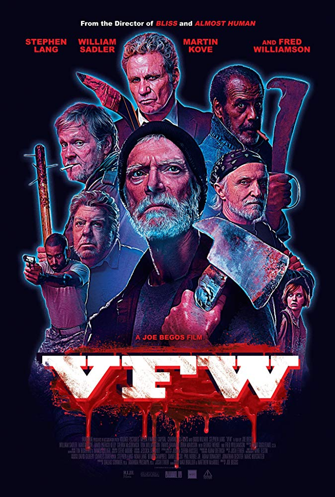 "VFW poster - Exclusive Track Premiere: ""The Mud"" from VFW Soundtrack"
