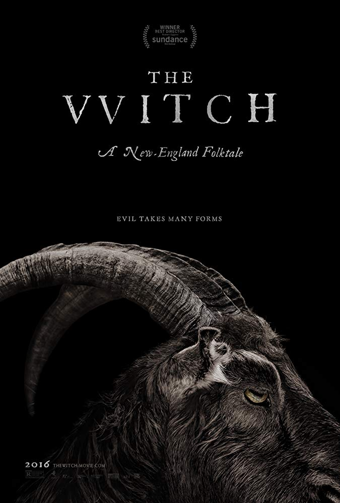 Witch Poster - How Prestige Award Shows' Dismissal of the Horror Genre Fails Women