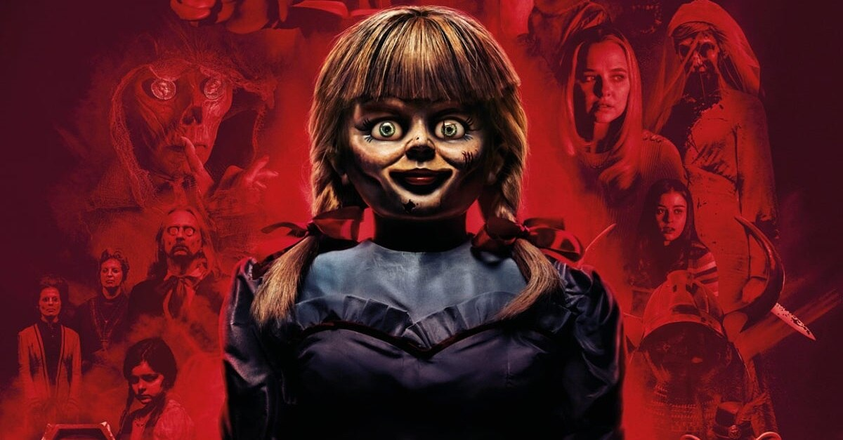 anabelle - Jason Blum Thought The CONJURING UNIVERSE Was A Preposterous Idea