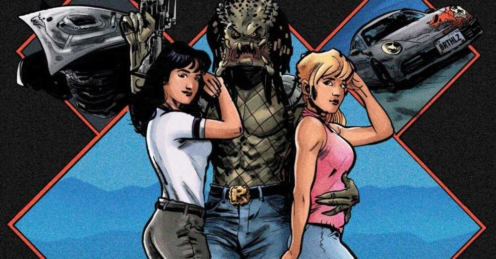 archie vs predator 2 image 1 - Final Issue Of ARCHIE VS PREDATOR II Now On Sale
