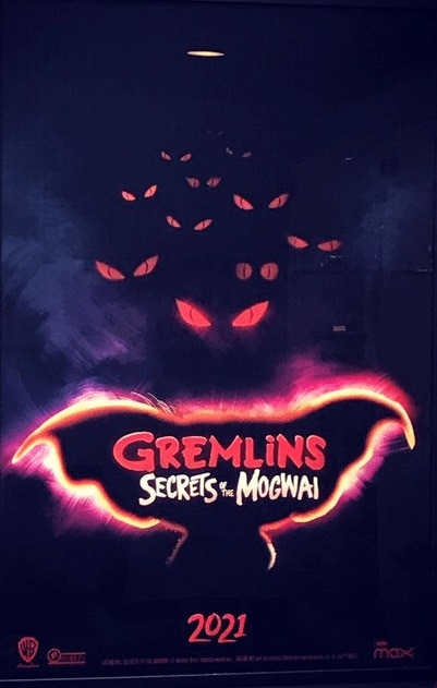 gremlins secrets of the mogwai - Joe Dante Consulting on GREMLINS Animated Series