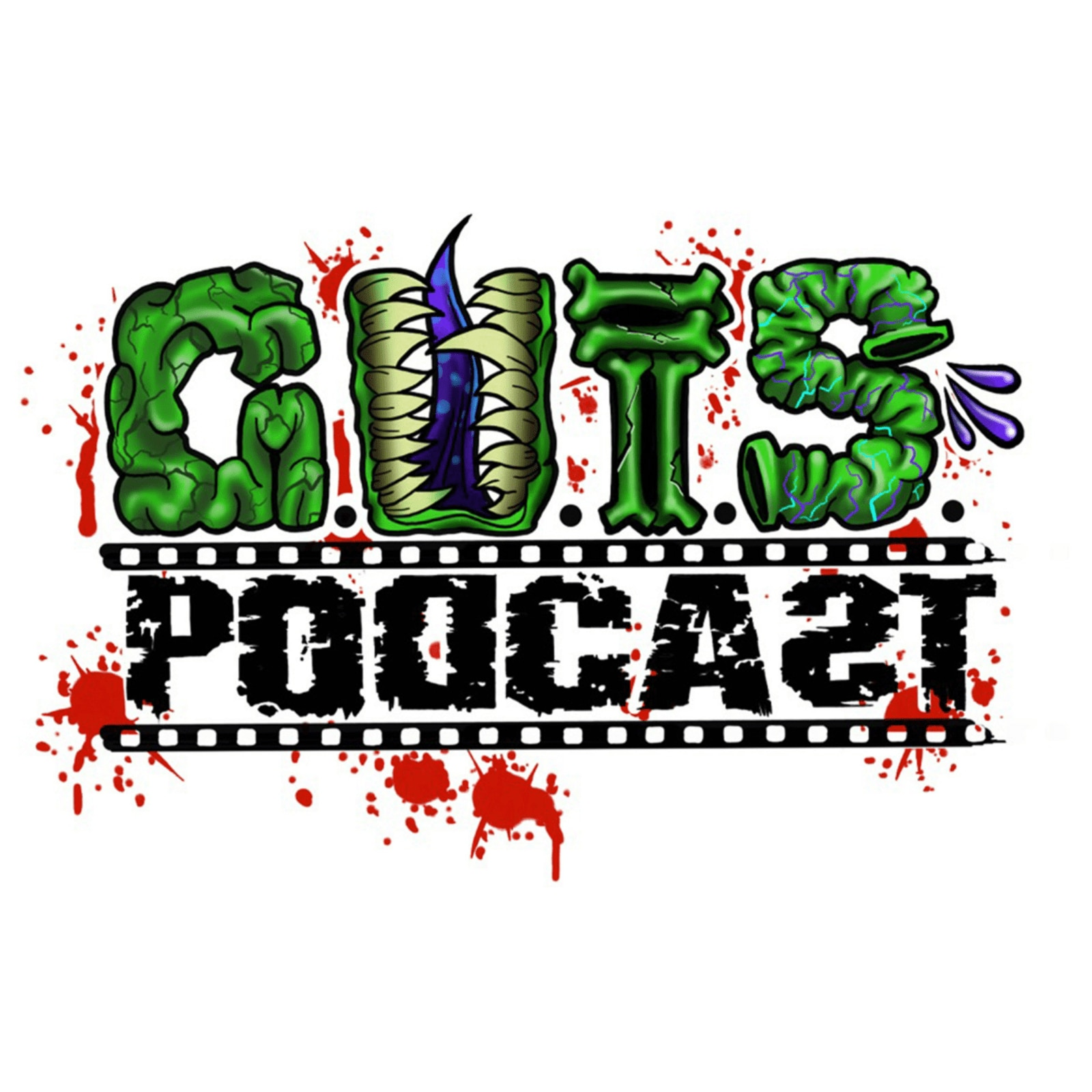 guts logo 3000 - G.U.T.S. Podcast Joins Dread Central Meet the Crew