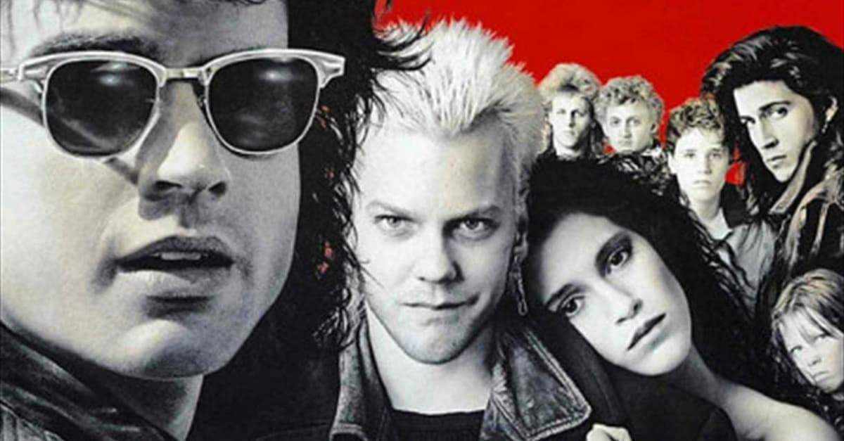 lost boys pilot reboot - CW Orders Revamped THE LOST BOYS Reboot