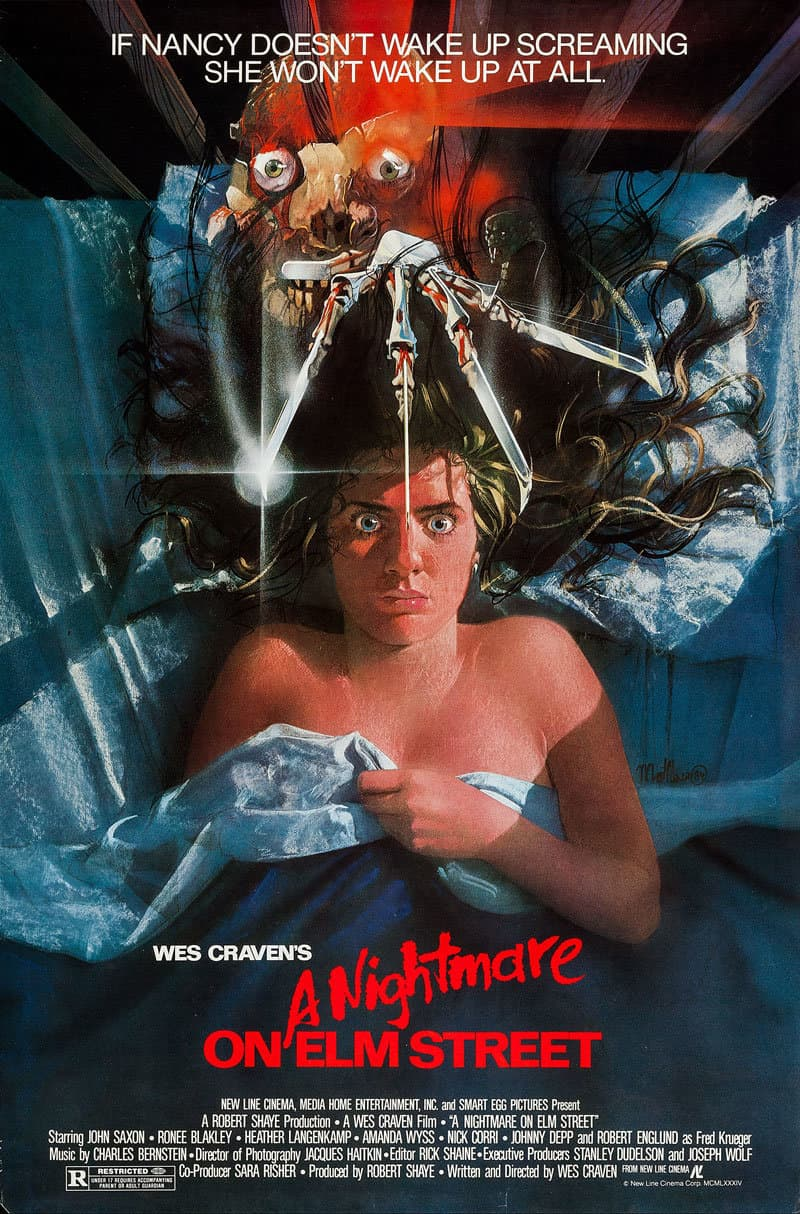 nightmare on elm street poster - Elijah Wood Wants Englund Back for ELM STREET Reboot