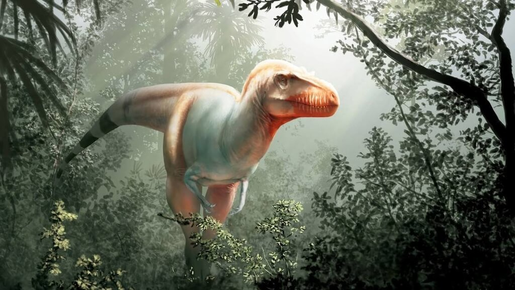 reaper of death dinosaur 1 - Newly Discovered Dinosaur Species Named Reaper Of Death