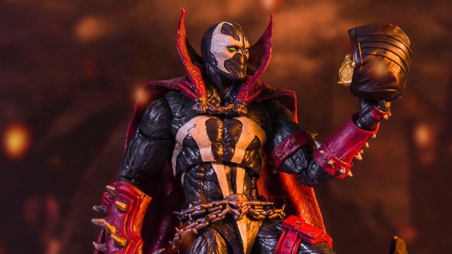 spawn featured - TODD MCFARLANE REVEALS NEW SPAWN ACTION FIGURE FOR MK11 CHARACTER DEBUT