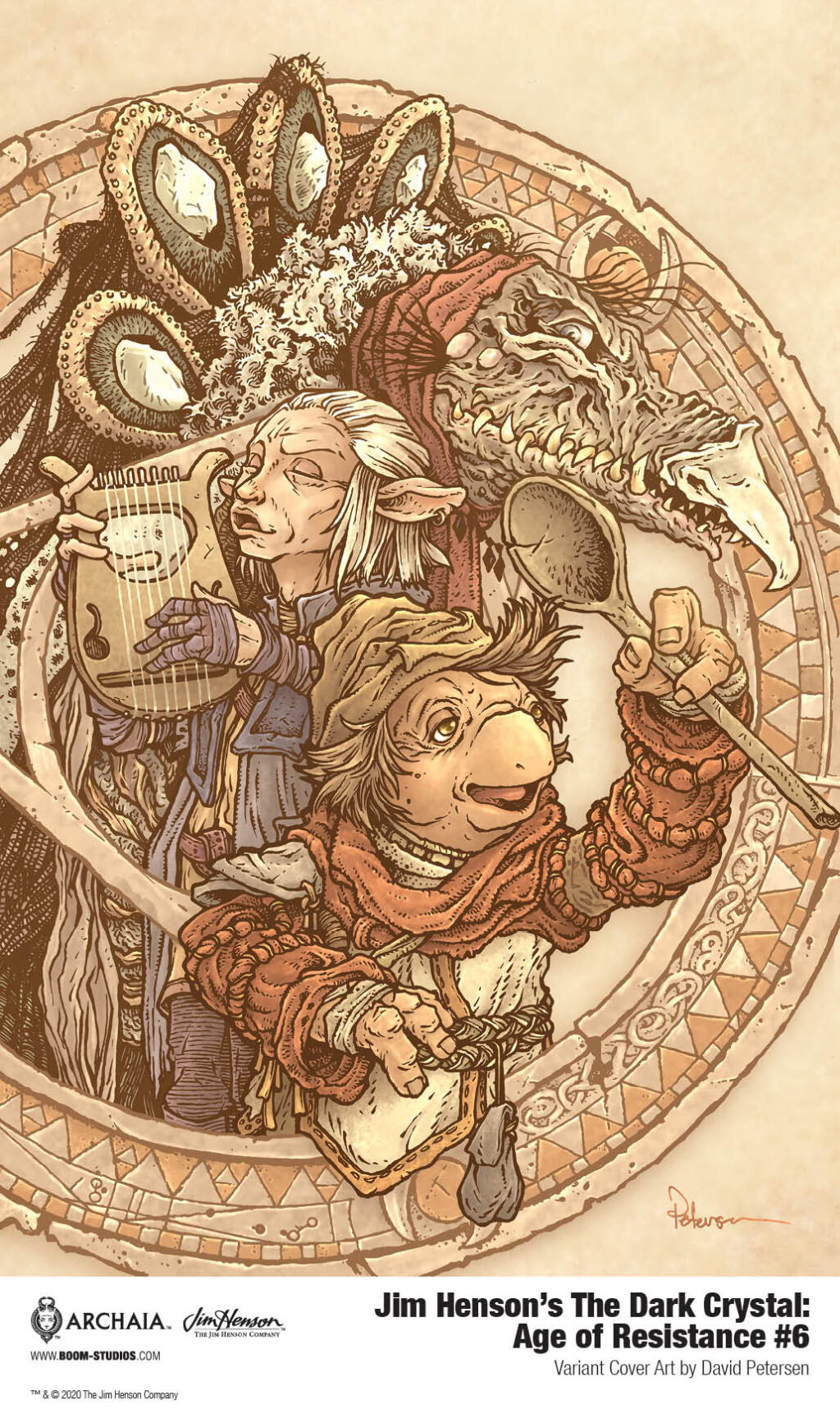unnamed 44 1024x1722 - First Look at JIM HENSON'S THE DARK CRYSTAL: AGE OF RESISTANCE #6