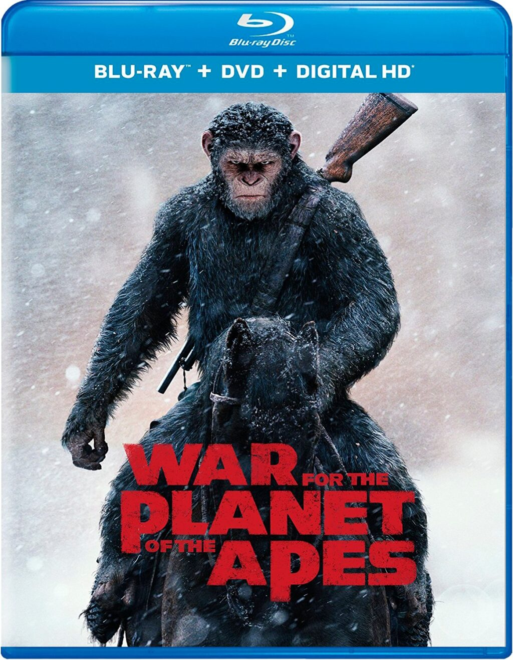 war for the planet of the apes blu ray 1024x1317 - Caesar's Legacy WILL Continue in New PLANET OF THE APES